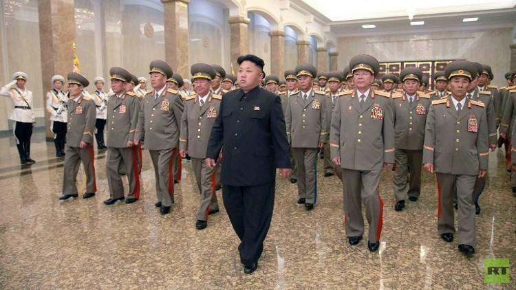الزعيم الكوري الشمالي يحيي ذكرى رحيل والده