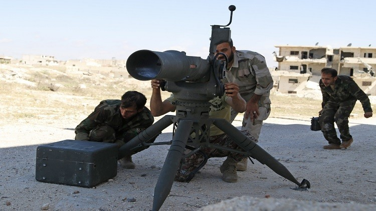 واشنطن تزود مسلحين سوريين بالأسلحة