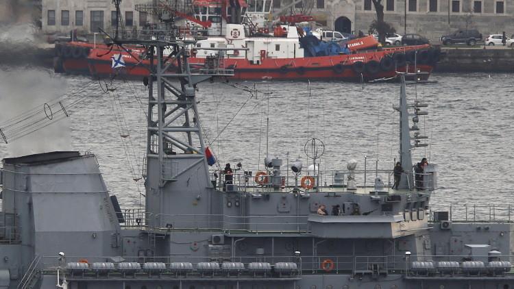 موسكو تنفي احتجاز 27 سفينة روسية في تركيا