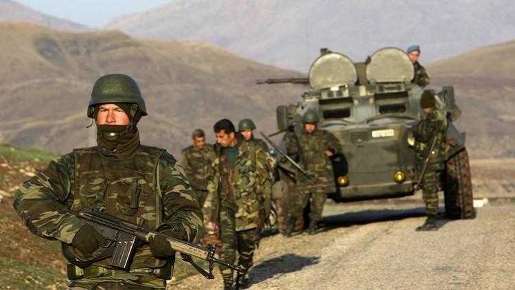 مقتل 23 من عناصر الكردستاني في عملية أمنية شرق تركيا