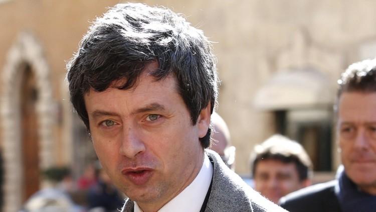 داعش يهدد وزير العدل الإيطالي بقطع رأسه