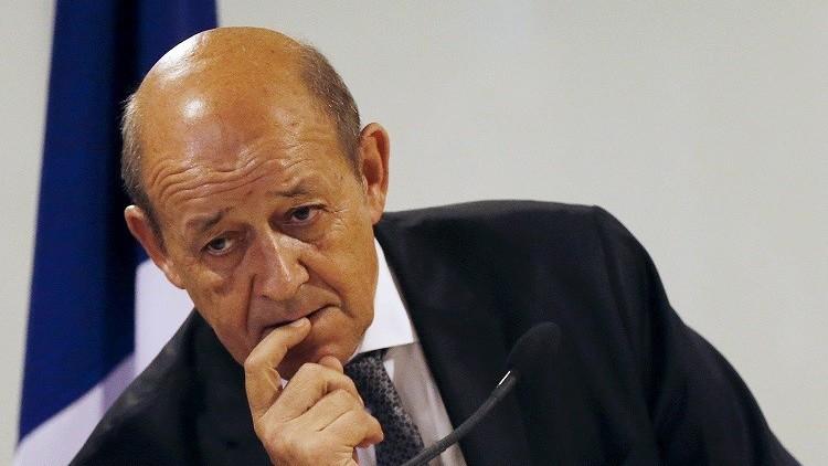 وزير الدفاع الفرنسي يزور موسكو الأحد للتنسيق حول سوريا