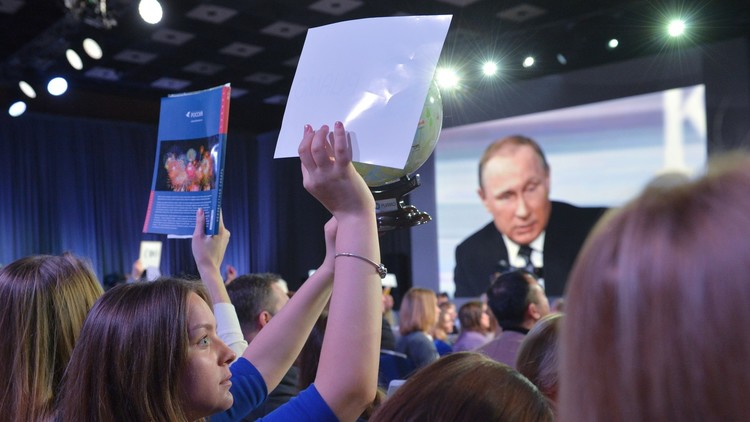 بوتين: الكرملين يتجاوب مع تقارير تخص موظفين كبار وأبنائهم