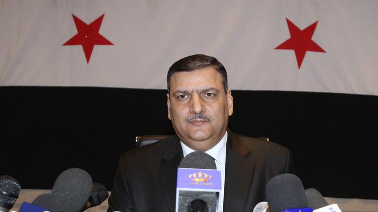 المعارضة السورية تختار ممثلا عنها في مفاوضاتها مع دمشق