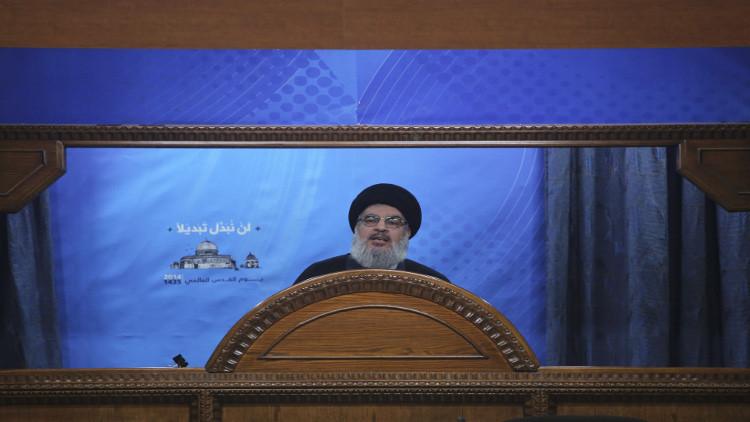 حزب الله: الائتلاف الذي تقوده السعودية يثير الشبهة