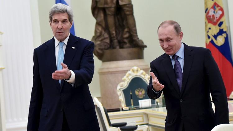 أمريكا تتبنى الرؤية الروسية حيال الحل في سوريا