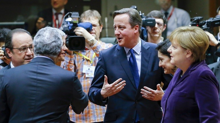 قمة بروكسل بين أزمة الهجرة وخروج بريطانيا من الاتحاد الأوروبي