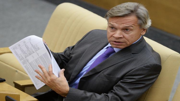 برلماني روسي يدعو الى اتحاد التحالفين الدولي والإسلامي لمحاربة