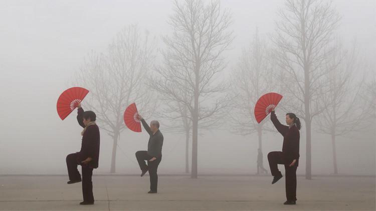 الصين تصدر ثاني تحذير أحمر حول ارتفاع معدلات التلوث إلى درجات غير مسبوقة (صور)