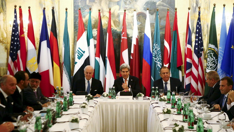 الأزمة السورية بانتظار قرار دولي قد يتبنى مبادئ فيينا