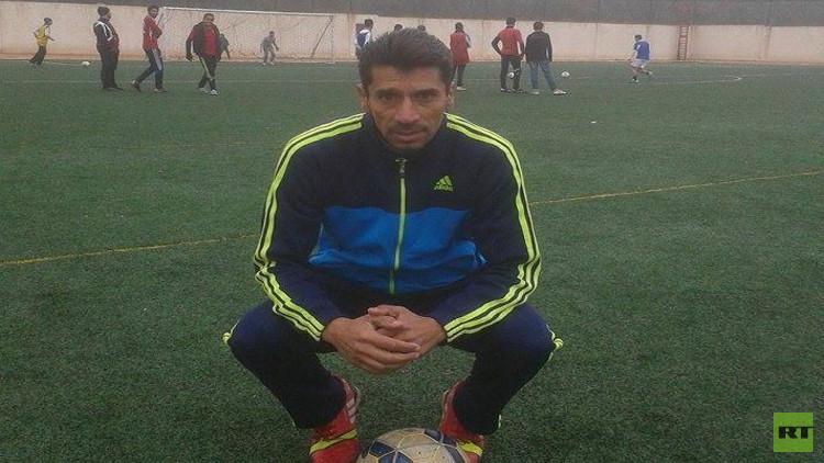لاعب سوري تجاوز الـ45 عاما وما زال يلعب في ناد بالدوري الممتاز