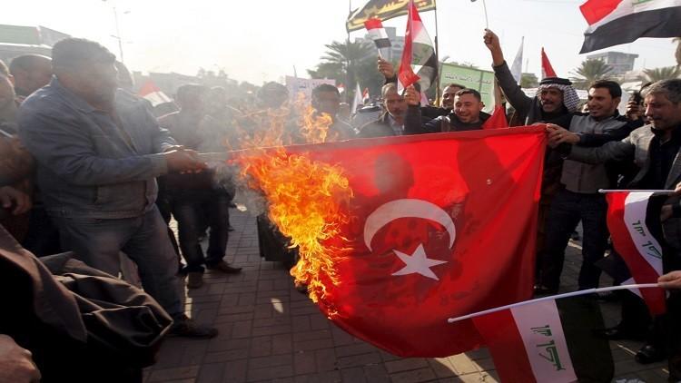 أنقرة تتهم بغداد بتقويض مكافحة