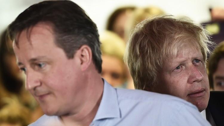 كاميرون قد يعين عمدة لندن وزيرا للخارجية