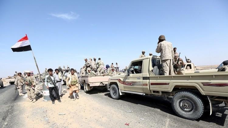 اليمن.. 68 قتيلا في معارك بين قوات هادي والحوثيين
