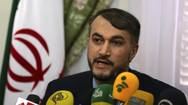 إيران تعلن تمسكها بدعم الحكومة السورية