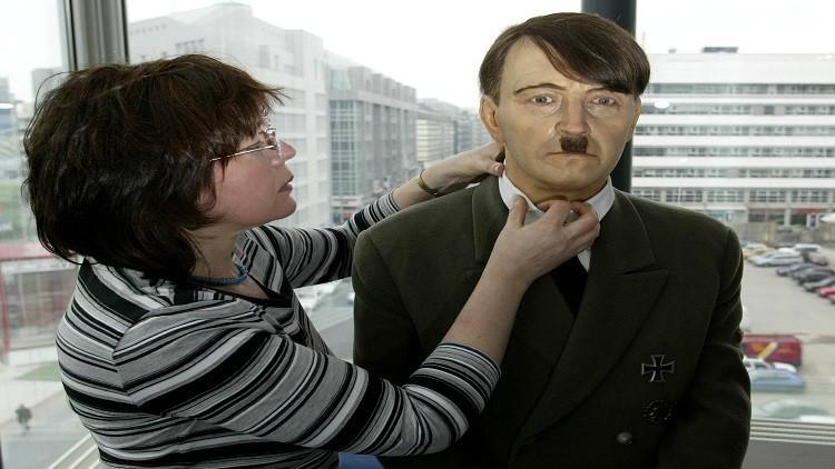 هتلر بخصية واحدة