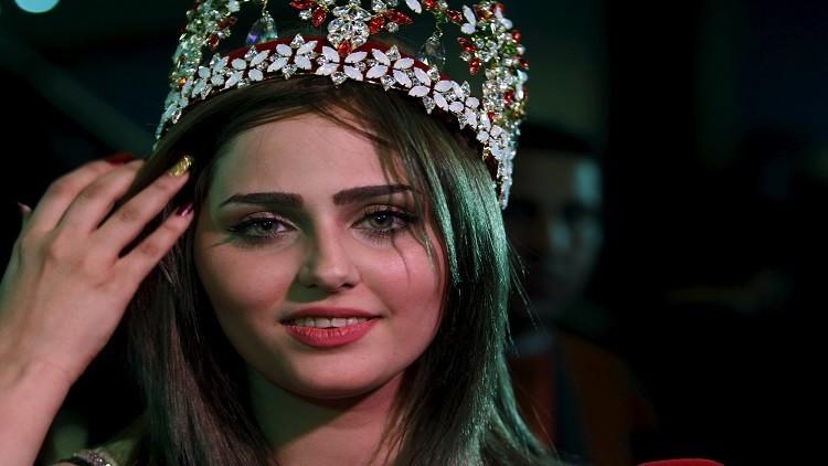 ملكة جمال العراق حسناء شيماء من كركوك