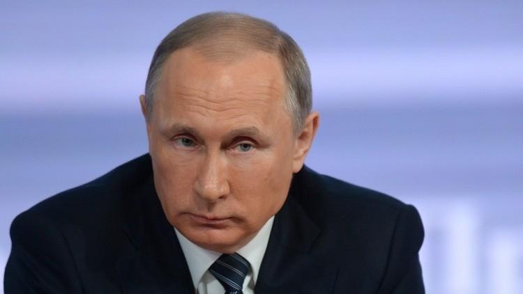 بوتين: قوة موقفنا في سوريا نابعة من مصداقيتنا
