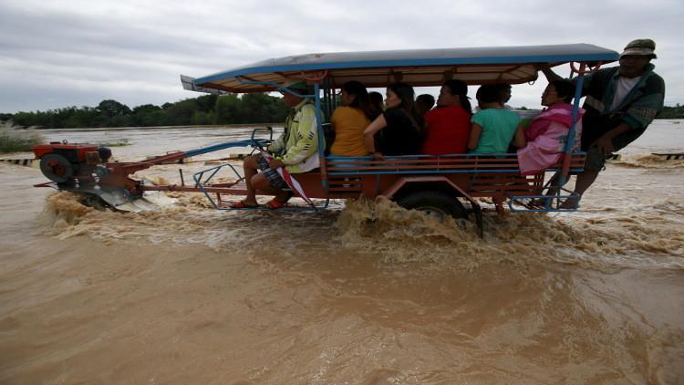 مقتل 45 شخصا جراء أعاصير ضربت الفلبين