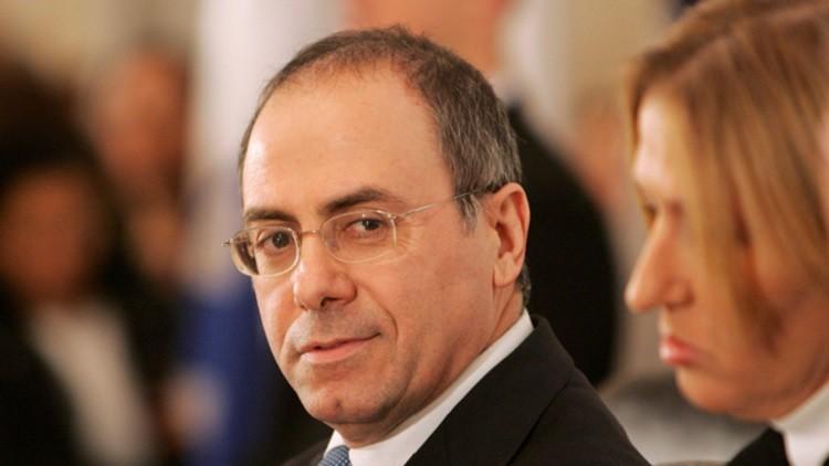 استقالة نائب رئيس الوزراء الإسرائيلي بعد فضائح جنسية