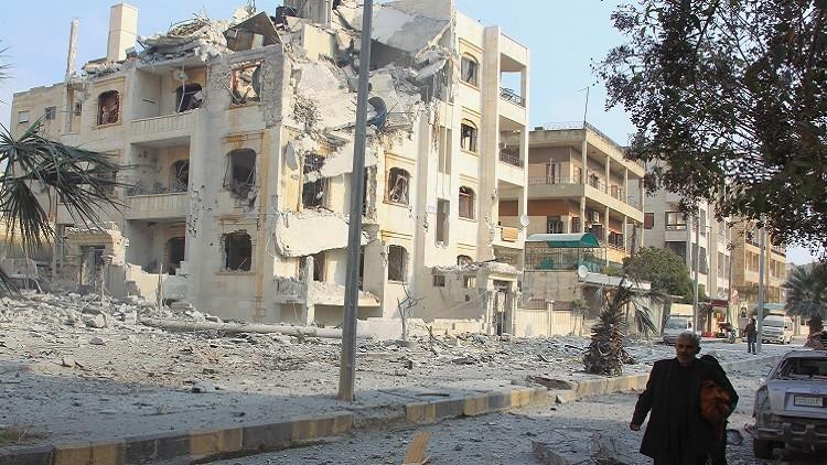 سوريا.. قتلى إثر غارات على إدلب.. والجيش يسيطر على خان طومان