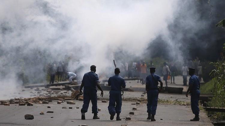 الاتحاد الإفريقي يرسل إلى بوروندي بعثة تضم 5000 رجل