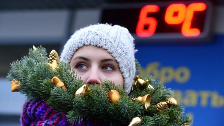 تسجيل درجات حرارة قياسية في موسكو