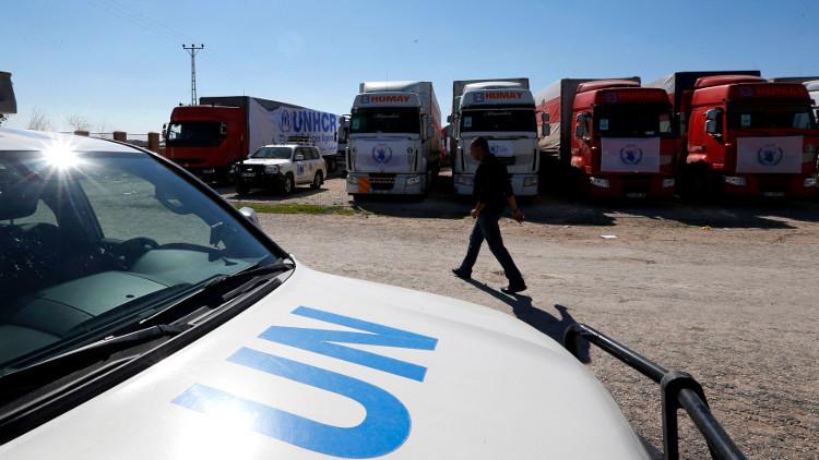 موسكو تخصص مليوني دولار مساعدات إنسانية لسوريا