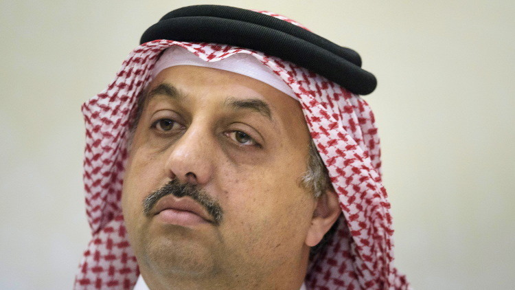 وزير خارجية قطر يزور موسكو في 25 ديسمبر