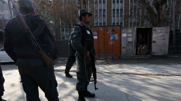 إمام مسجد يقتل أمريكية في كابل