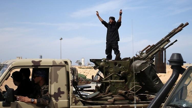 ليبيا قد تطلب من موسكو قصف داعش على أراضيها