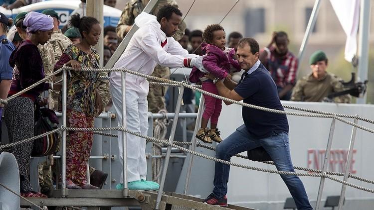 الأمم المتحدة: مليون مهاجر وصلوا أوروبا عام 2015