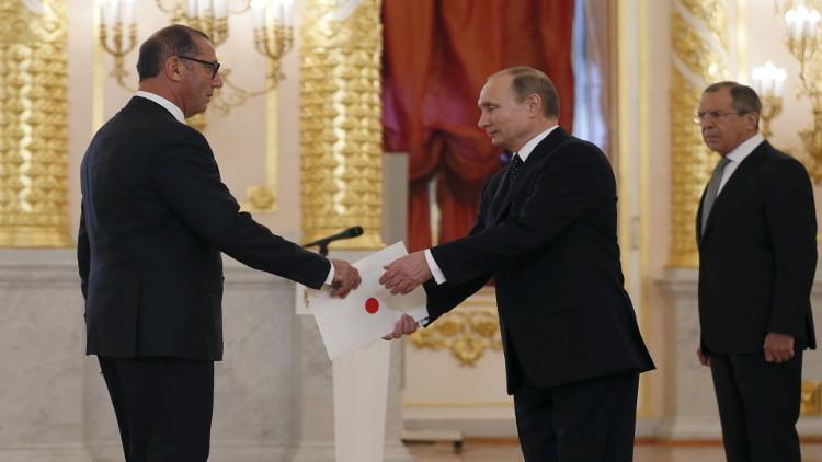 سفير إسرائيل في موسكو: روسيا وإسرائيل ستتعاونان لتجنب حوادث السماء