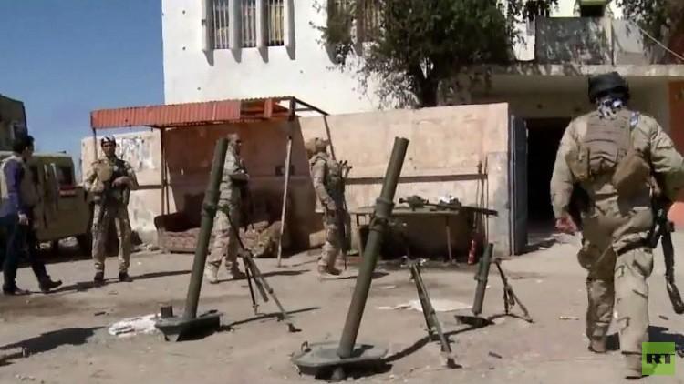 العراق.. فرقة مكافحة الإرهاب تستعد لاقتحام مجمع الحكومة وسط الرمادي
