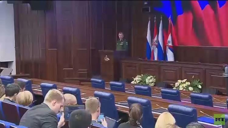 موسكو تكذب مزاعم استهدافها مدنيين بسوريا