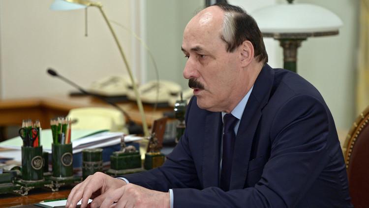 رئيس داغستان: ما يربو عن 600 شاب من سكان الجمهورية التحقوا بـ