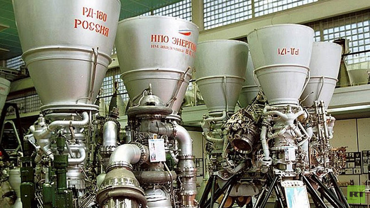 الولايات المتحدة تطلب من روسيا تزويدها بمحركات اضافية للصواريخ