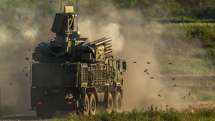 تزويد وحدات الدفاع الجوي الروسية بمنظومة صواريخ لا مثيل لها في العالم (فيديو)