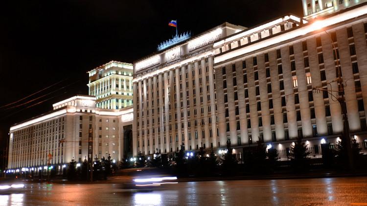 الدفاع الروسية: قدمنا لفرنسا معلومات حول نقل تركيا مسلحين إلى