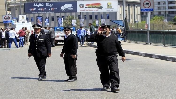مقتل ضابط شرطة وإصابة أربعة في انفجار عبوة ناسفة شمال سيناء