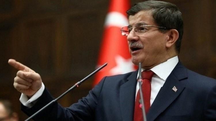 إثر تنديده بإسقاط القاذفة الروسية.. أوغلو يصف المعارض التركي دمرداش بـ