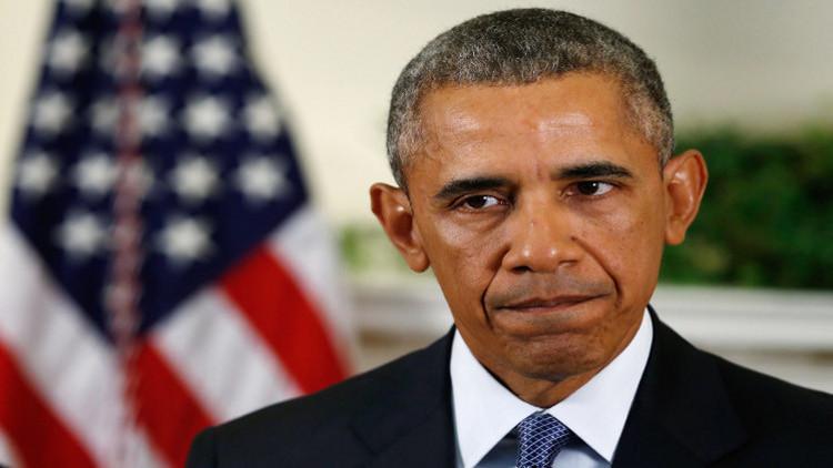 أوباما يبعث برسالة تهنئة إلى الشعب الليبي بمناسبة عيد الاستقلال