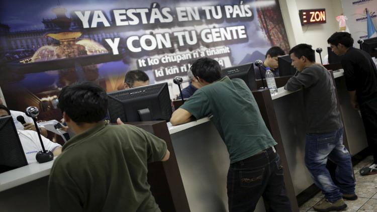 أمريكا تحضر لطرد مئات آلاف المهاجرين غير الشرعيين
