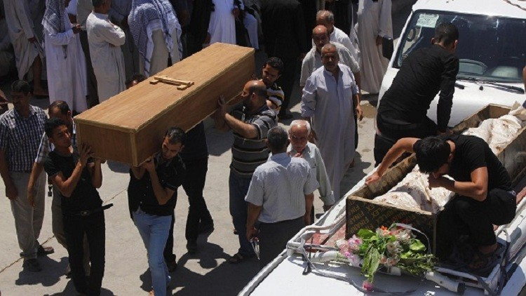 الأمم المتحدة: أكثر من 29 ألف ضحايا العنف في العراق لعام 2015