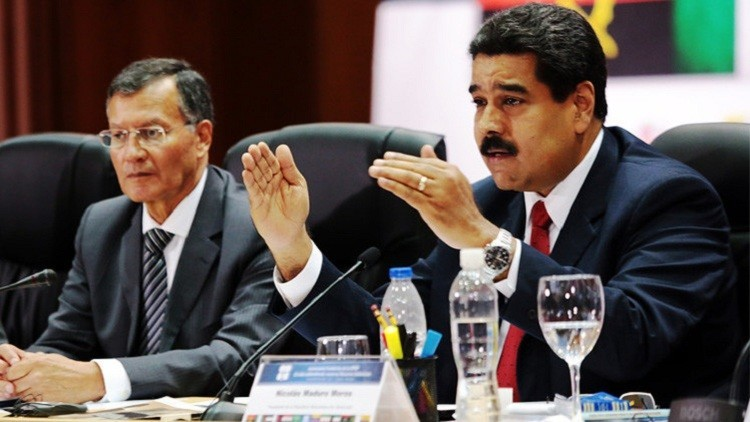 تصاعد التوتر بين أنصار تشافيز والمعارضة في فنزويلا