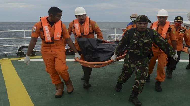 ارتفاع حصيلة غرق عبارة في إندونيسيا إلى 63 قتيلا