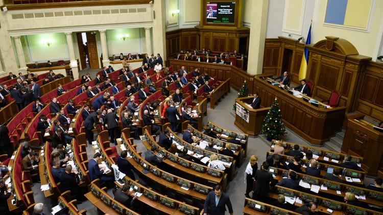 البرلمان الأوكراني يسمح بنشر قوات أجنبية في أراضي البلاد للمشاركة في تدريبات