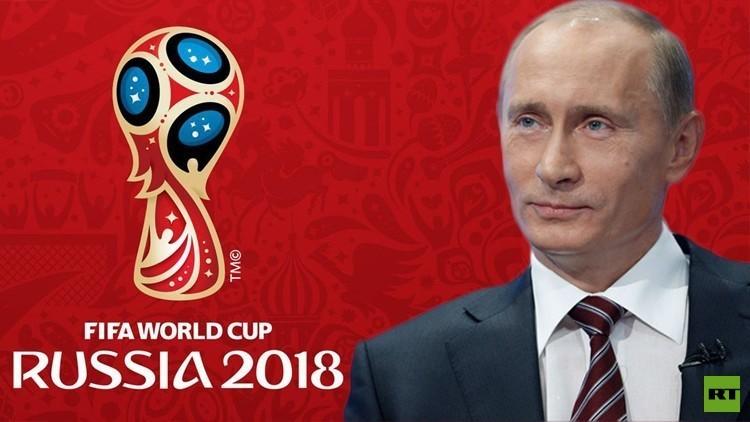 بوتين يكلف بتبني خطة إعداد المنتخب الروسي لمونديال 2018