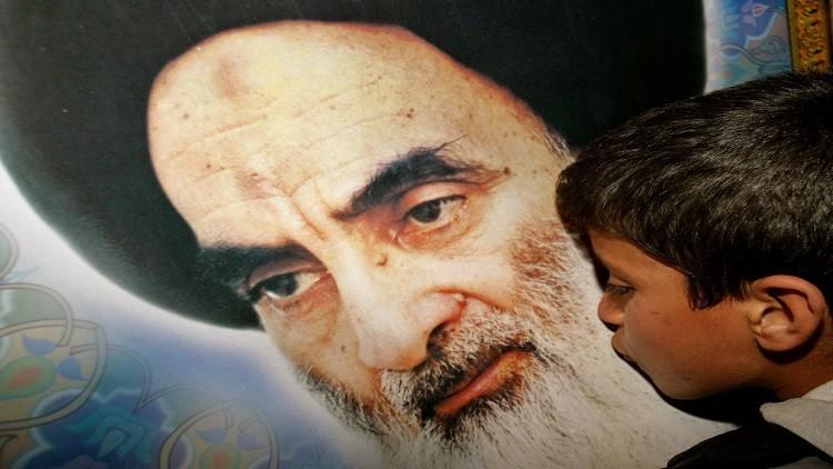 السيستاني يدعو للإفراج عن القطريين المختطفين في العراق
