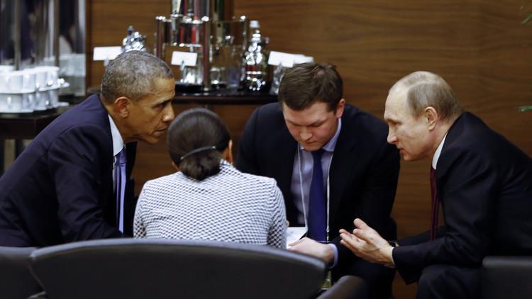 صحفي أمريكي: أوباما يدفع ثمن عدم احترامه لروسيا ورئيسها